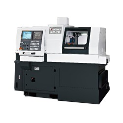 Tornio a Fantina Mobile CNC - GOODWAY - SD16/20 - nuovo